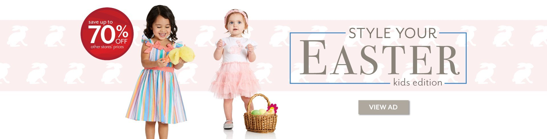 Shop the latest trends in Easter Fashion at Bealls Outlet