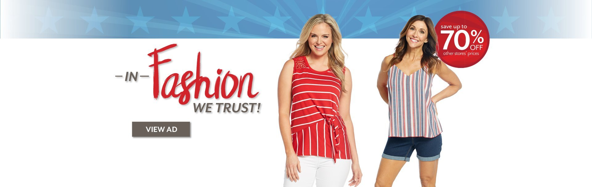 422b90f4f Shop the latest trends in American Inspirations at Bealls Outlet