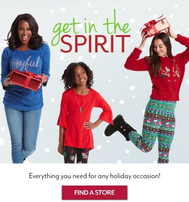 Get in the spirit - Holiday items for any occasion at Bealls Outlet